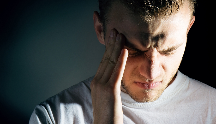 TREATMENT OF MIGRAINES WITH MANUAL OSTEOPATHY